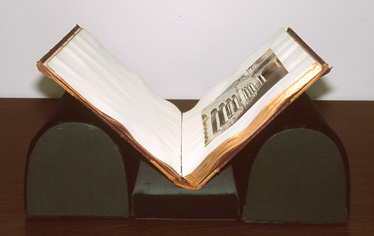 image of adjustable book cradle